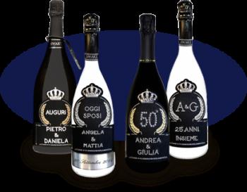Bottiglia Personalizzata Swart